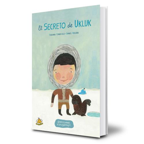 Libro El Secreto de Ukluk - Fabiana Fondevila