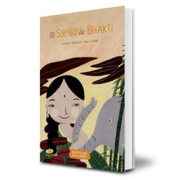 Libro El sueño de Bhakti - Fabiana Fondevila