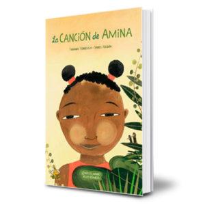 Libro La canción de Amina - Fabiana Fondevila