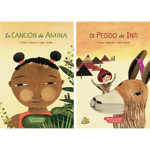Con ojos de niño - Fabiana Fondevila