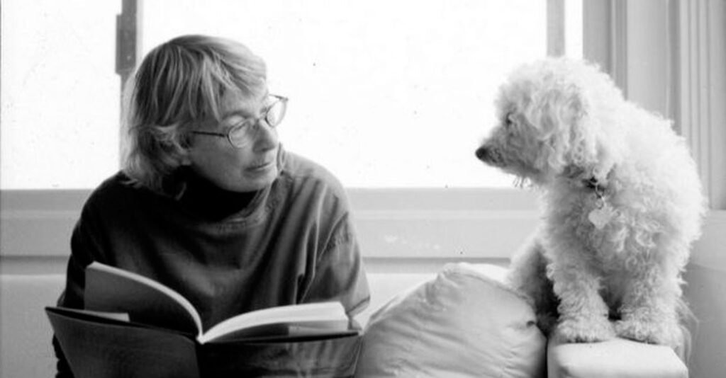 Mary Oliver: Poet of Awe